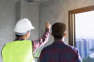 Kontrola na budowie